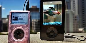 iPod Aquarium